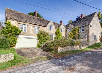 Thumbnail 4 bed detached house for sale in School Hill, Stratton, Cirencester, Gloucestershire