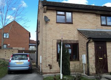 Thumbnail 2 bed semi-detached house to rent in Sedgebrook Close, Oakwood, Derby