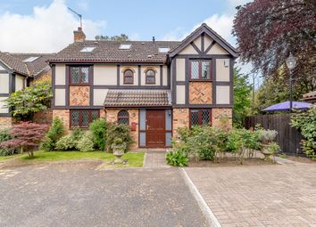 Thumbnail 5 bed detached house for sale in Hollies Close, London