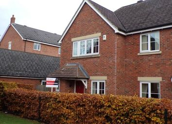 Thumbnail 3 bedroom semi-detached house for sale in Roe Gardens, Ruddington, Nottingham