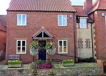 Thumbnail 3 bed semi-detached house for sale in Private Lane, Normanby-By-Spital, Market Rasen