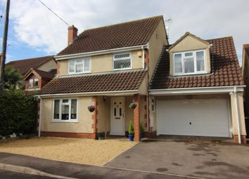 Thumbnail 4 bed detached house for sale in Sandy Lane, Aust, Bristol