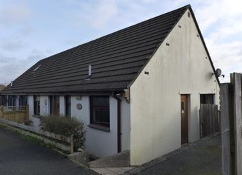 Thumbnail Semi-detached bungalow for sale in Castle High, Haverfordwest