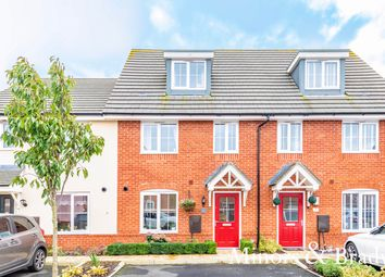 Thumbnail 3 bed terraced house for sale in Field Maple Drive, Dereham