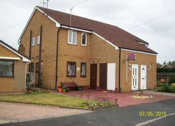 Thumbnail 2 bed flat to rent in Elmdale Drive, Edenthorpe, Doncaster