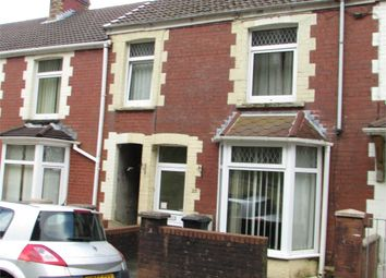 Thumbnail 3 bed terraced house for sale in Morgans Terrace, Pontrhydyfen, Port Talbot, West Glamorgan