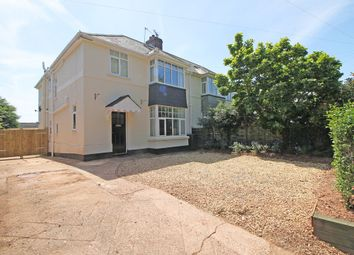 Thumbnail 4 bed semi-detached house for sale in Topsham Road, Exeter