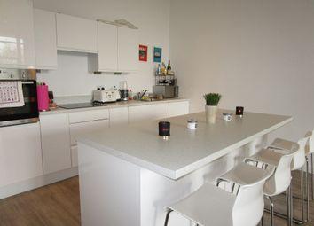 Thumbnail 2 bedroom flat for sale in Mundells, Welwyn Garden City