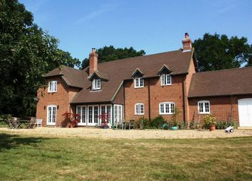 Thumbnail 5 bed property to rent in Andover Down, Andover, Hampshire