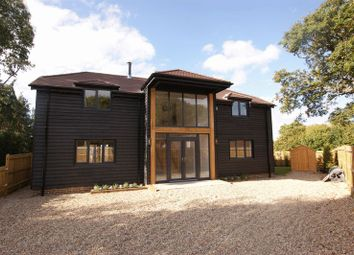 Thumbnail 5 bed detached house for sale in Fareham Park Road, Fareham