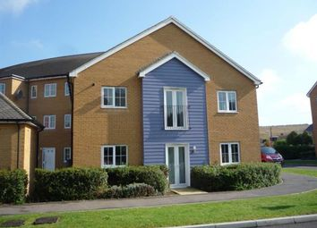 Thumbnail 2 bed flat for sale in Amphora Court, Chartwell Lane, Longfield
