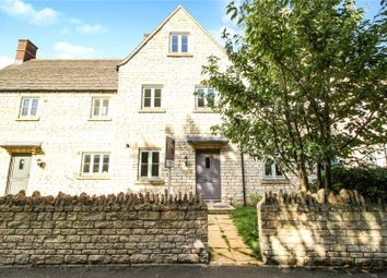 Thumbnail 3 bed terraced house for sale in Trotman Walk, Cirencester