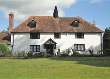 Thumbnail 5 bed detached house to rent in Wittersham, Tenterden