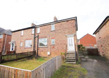 Thumbnail 3 bed semi-detached house for sale in College View, Esh Winning, Durham