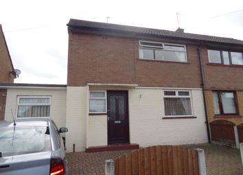 Thumbnail 2 bed semi-detached house to rent in Newlaithes Avenue, Carlisle
