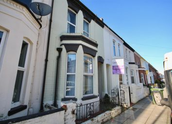 Thumbnail 3 bed terraced house to rent in St. Augustine Road, Southsea