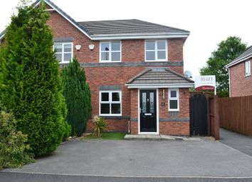 Thumbnail 3 bedroom semi-detached house to rent in Fairman Drive, Hindley