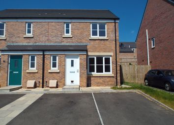 Thumbnail 3 bed semi-detached house for sale in Bro Eithin, Cefneithin, Llanelli