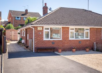Thumbnail 2 bed semi-detached bungalow for sale in Bodiam Avenue, Tuffley, Gloucester