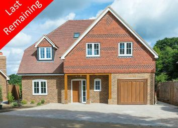 Thumbnail 5 bedroom detached house for sale in Cox Green, Rudgwick, Horsham