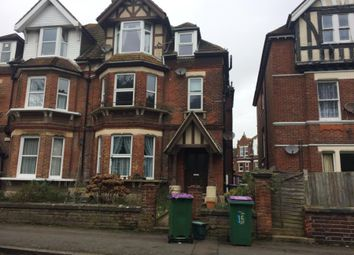 Thumbnail 1 bed flat to rent in Kingsnorth Gardens, Folkestone
