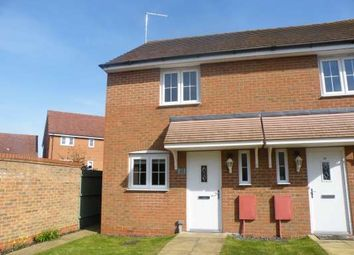 Thumbnail 2 bed semi-detached house to rent in Skye Close, Orton Northgate, Peterborough