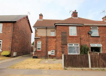 Thumbnail 3 bed semi-detached house for sale in Walesby Lane, Ollerton, Newark