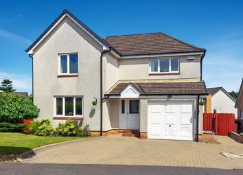 Thumbnail 4 bed detached house for sale in Castle Gate, Uddingston, Glasgow