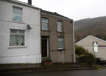 2 bed end terrace house for sale in Craig Y Fan Terrace, Cymmer, Port Talbot, Neath Port Talbot. SA13