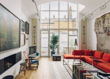 Thumbnail 3 bed terraced house for sale in Studio House, Strathmore Gardens, London