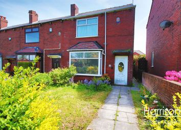 Thumbnail 3 bed mews house for sale in Hurst Street, Morris Green, Bolton, Lancashire.