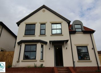 Thumbnail 4 bedroom detached house for sale in Burry Road, St. Leonards-On-Sea, East Sussex