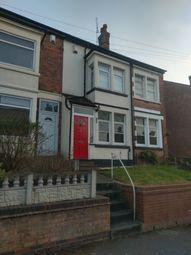 Thumbnail 2 bed terraced house to rent in Rosary Road, Erdington, Birmingham