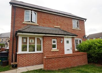 Thumbnail 3 bed semi-detached house for sale in Holbeach Drive Kingsway, Gloucester