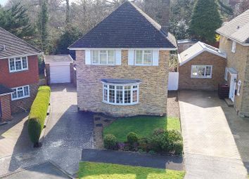 Thumbnail 4 bed detached house for sale in Goffs Close, Crawley