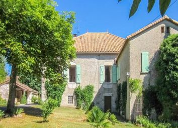 Thumbnail 6 bed property for sale in Montcuq, Lot, France