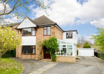 Thumbnail 4 bed detached house for sale in Barton Road, Rugby