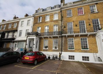 Thumbnail 2 bed flat for sale in 17 East Cliff, Dover