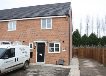 Thumbnail 2 bed property to rent in Slate Drive, Burbage, Leicestershire