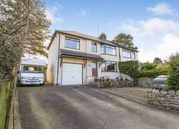 Thumbnail 4 bed semi-detached house for sale in Briery Bank, Arnside, Carnforth