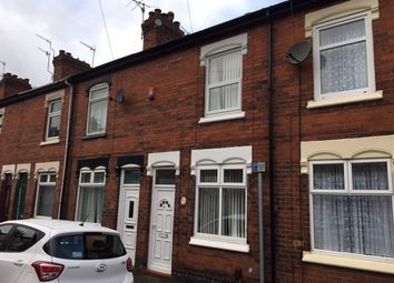 Thumbnail 2 bed terraced house to rent in Coronation Road, Hartshill, Stoke On Trent