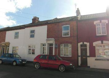 Thumbnail 2 bedroom terraced house to rent in Cranstoun Street, The Mounts, Northampton