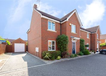 Thumbnail 4 bed detached house for sale in Fleetwood Square, Beaulieu Park, Chelmsford, Essex