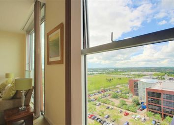Thumbnail 1 bed flat to rent in Carnegie House, Central Milton Keynes, Milton Keynes, Bucks