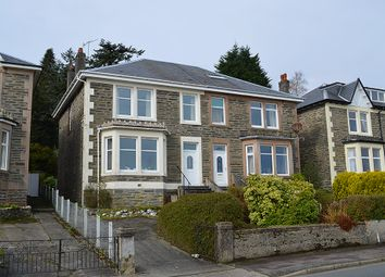 Thumbnail 4 bedroom semi-detached house for sale in 43 Bullwood Road, Dunoon, Argyll And Bute