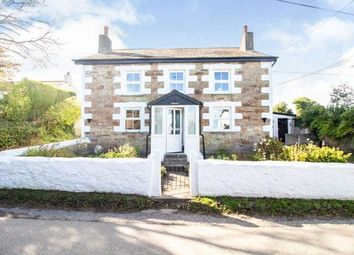 Thumbnail 4 bed detached house for sale in St. Newlyn East, Newquay, Cornwall