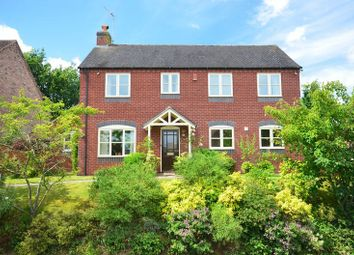 Thumbnail 5 bed detached house for sale in The Limes, Ginger Lane, Croxton, Near Eccleshall
