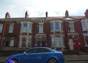 Thumbnail 4 bedroom maisonette to rent in Rokeby Terrace, Newcastle Upon Tyne