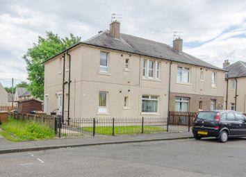 Thumbnail 2 bedroom flat for sale in Carronside Street, Carron, Falkirk