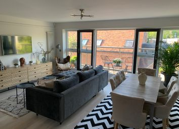 Thumbnail 2 bed town house for sale in Alder House Millfield Court, Henley In Arden